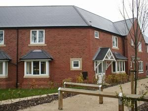 Thumbnail 3 bed terraced house to rent in Dryden Way, Stratford Upon Avon