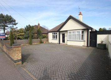 Thumbnail 4 bed detached bungalow for sale in Ashingdon Road, Ashingdon, Rochford