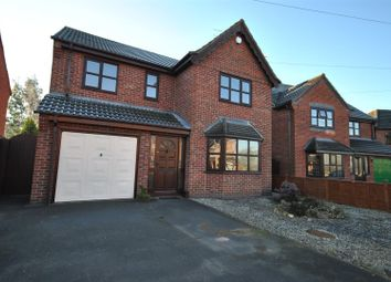 Thumbnail 4 bed detached house for sale in Seals Close, Burton-On-The-Wolds, Loughborough