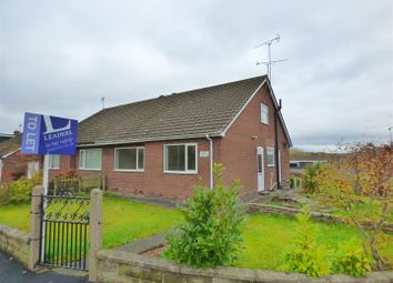 Thumbnail 2 bed bungalow to rent in Charles Cotton Drive, Madeley, Crewe