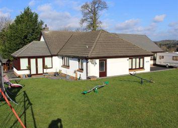 Thumbnail 6 bed detached bungalow for sale in Penlon Road, Quarry Ffinant, Newcastle Emlyn