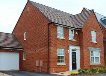 Thumbnail 4 bed detached house for sale in Port Stanley Close, Norton Fitzwarren, Taunton, Somerset