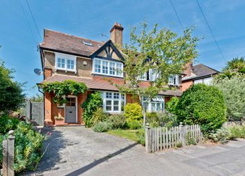 Thumbnail 4 bed semi-detached house to rent in Thorkhill Road, Thames Ditton