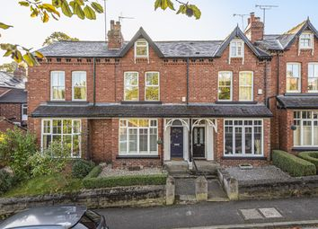 Thumbnail 3 bed terraced house for sale in Highfield, Boston Spa, Wetherby