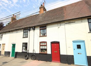 Thumbnail 1 bed terraced house for sale in Norwich Road, Claydon. Ipswich, Suffolk