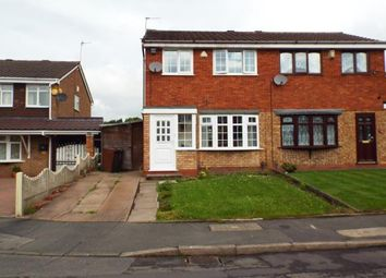 Thumbnail 3 bed semi-detached house for sale in Langmead Close, Walsall, West Midlands