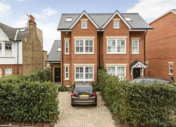 Thumbnail 4 bed semi-detached house to rent in Holmhurst Mews, Durham Road, Wimbledon