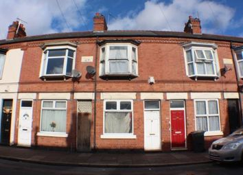 Thumbnail 2 bedroom terraced house for sale in Willow Brook Road, Leicester