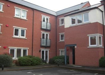 Thumbnail 2 bed flat to rent in Roman Court, Caesar Street, Chester Green, Derby