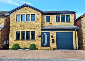 Thumbnail 4 bed detached house for sale in Applehaigh View, Royston, Barnsley