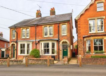 4 bed semi-detached house for sale in Palmerston Street, Romsey Town Centre, Hampshire SO51