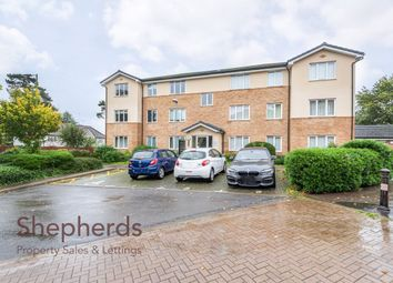 Thumbnail 2 bed flat for sale in Woollens Grove, Hoddesdon, Hertfordshire