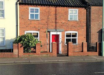 Thumbnail 2 bed terraced house to rent in St. Johns Road, Bungay