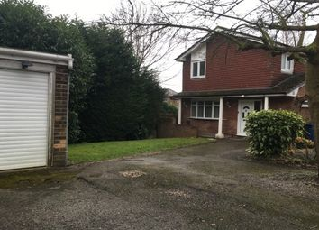 Thumbnail 4 bed property to rent in Woodend, Bramhall