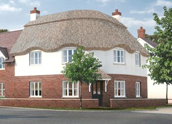 Thumbnail 4 bed semi-detached house for sale in Fippenny Grove, Higher Street, Okeford Fitzpaine, Blandford Forum