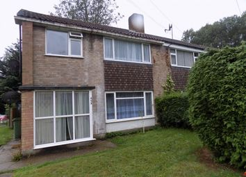Thumbnail 1 bedroom maisonette to rent in Hitchin Road, Luton