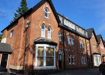 Thumbnail 2 bed flat to rent in Rotton Park Road, Edgbaston, Birmingham