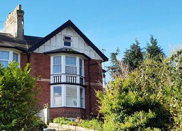 Thumbnail Studio to rent in Sherwell Lane, Torquay
