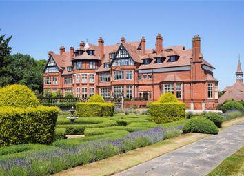 Thumbnail 2 bed flat for sale in Hatchford Manor, Ockham Lane, Cobham, Surrey