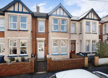 Thumbnail 3 bedroom terraced house for sale in Hartopp Road, Exmouth