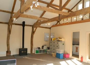Thumbnail Office to let in Carpenter's Workshop, The Old Sawyard, Parham Park, Pulborough