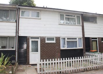 Thumbnail 3 bed terraced house to rent in Tenbury Close, London