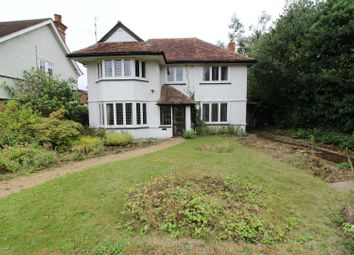 Thumbnail 4 bed detached house for sale in Grosvenor Road, Caversham, Reading