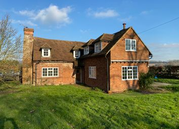 Thumbnail 4 bed detached house to rent in Westwell, Ashford