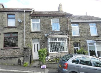 Thumbnail 3 bedroom terraced house for sale in Ynysmeurig Road, Abercynon