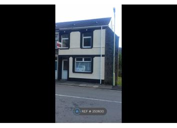 Thumbnail 3 bed semi-detached house to rent in Fforchaman Road, Cwmaman, Aberdare