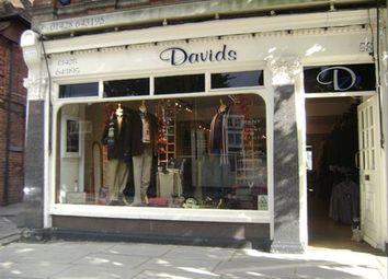 Thumbnail Retail premises for sale in Men's Designer Clothing Retailer GU27, Surrey