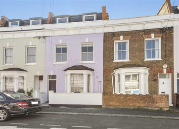 Thumbnail 3 bed flat for sale in Estcourt Road, London
