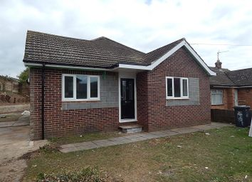 Thumbnail 3 bed detached bungalow for sale in Mayfield Road, Huntingdon