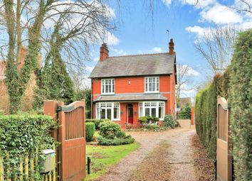 Thumbnail 4 bed detached house for sale in Bardon Road, Coalville