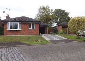 Thumbnail 2 bedroom bungalow for sale in Harpur Crescent, Alsager, Stoke-On-Trent, Cheshire