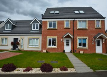 Thumbnail 3 bed town house for sale in Boghall Drive, Dargavel Village