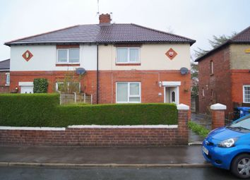 Thumbnail 3 bed semi-detached house to rent in Ashburton Road, Stockport