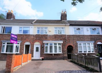 Thumbnail 3 bed terraced house for sale in Crownway, Liverpool