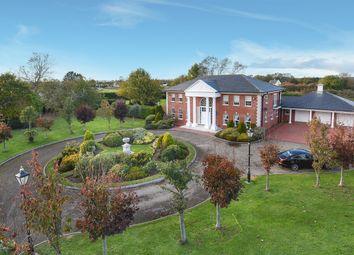 Thumbnail 5 bed detached house for sale in Rectory Lane, Addlethorpe, Skegness