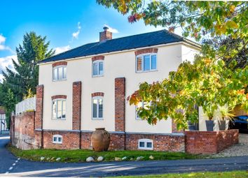Crown Street, Great Bardfield, Braintree CM7. 4 bed detached house for sale