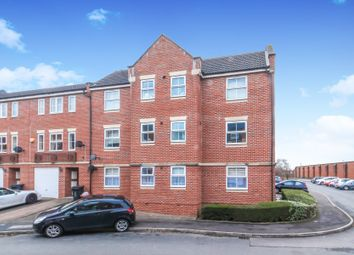 Thumbnail 2 bed flat for sale in Lynmouth Road, Swindon, Wiltshire