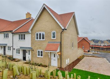 Thumbnail 3 bedroom end terrace house for sale in Grant Road, Bishop's Stortford