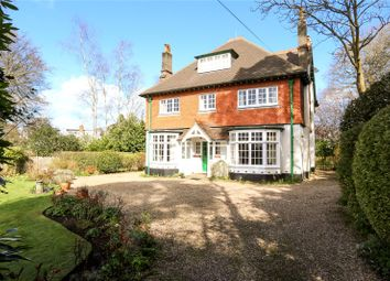 Thumbnail 6 bed detached house for sale in Churt Road, Hindhead, Surrey