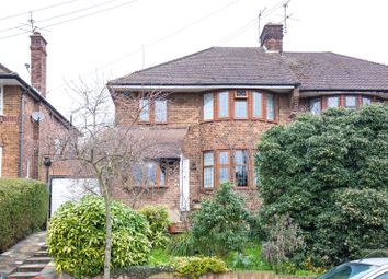 Thumbnail 3 bedroom semi-detached house for sale in Northiam, Woodside Park, London