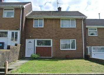 Thumbnail 3 bed terraced house for sale in Hazel Walk, Croesyceiliog, Cwmbran, Torfaen
