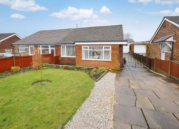 Thumbnail 2 bed semi-detached bungalow for sale in Kennedy Walk, Werrington, Stoke-On-Trent
