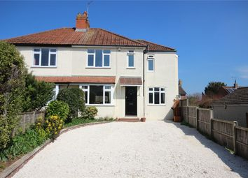Thumbnail 4 bed semi-detached house for sale in Coombe Lane, Stoke Bishop, Bristol