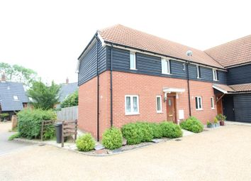 Thumbnail 2 bed end terrace house for sale in Sparrows Rise, Needham Market, Ipswich