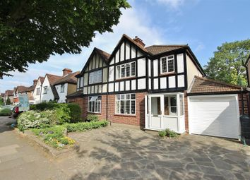 Thumbnail 3 bed semi-detached house for sale in Woodlands Road, Isleworth