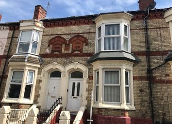 Thumbnail 4 bed terraced house for sale in Carisbrooke Road, Walton